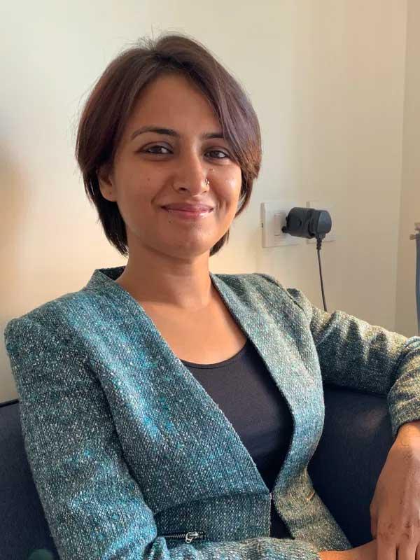 Meet Swati Mehta