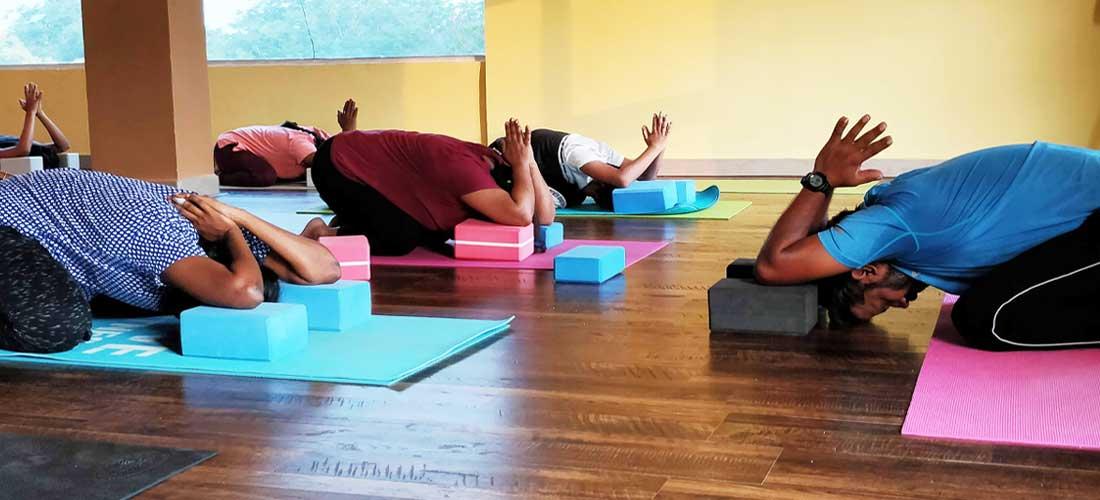 Monad Yoga Studio